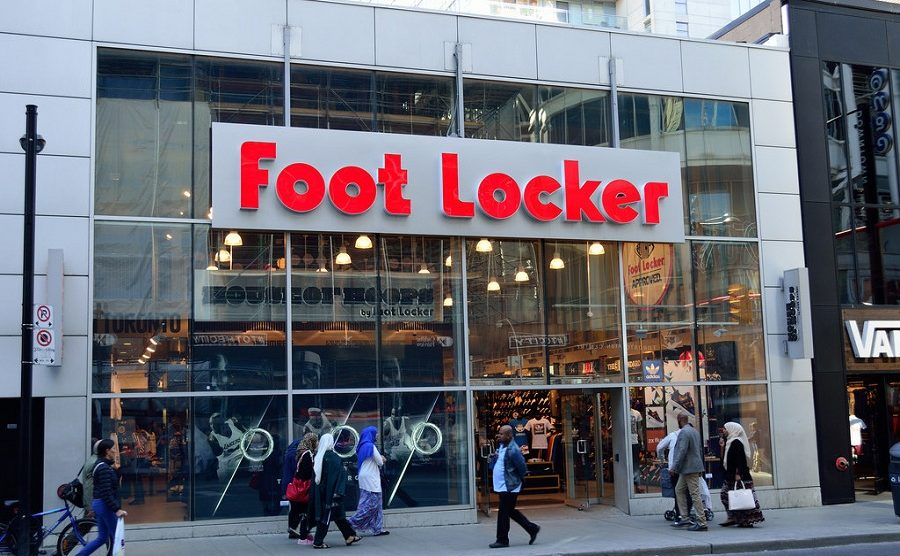 Footlocker Homeview